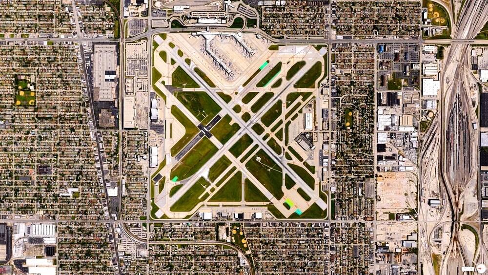 Medzinárodné letisko Chicago Midway
