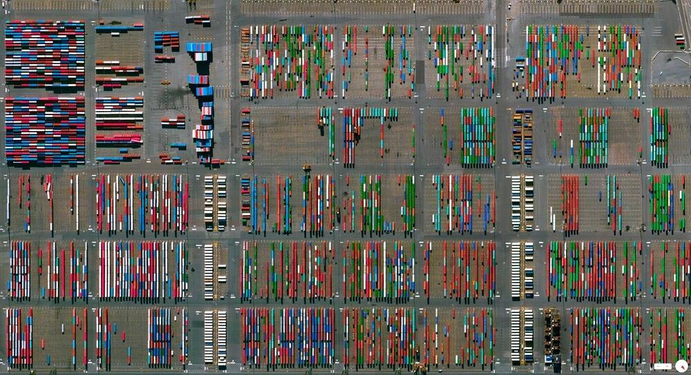 Порт Ньюарк - Морской терминал Элизабет