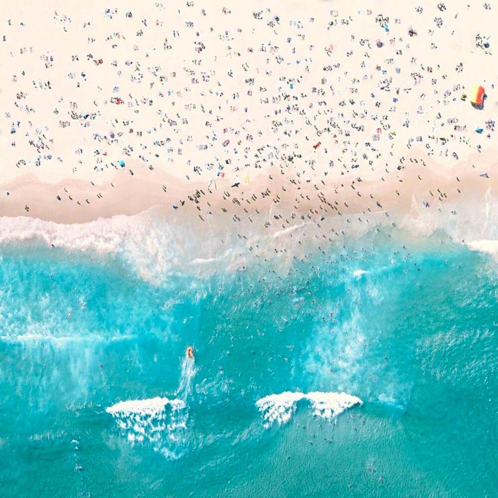 пляж Бонди
