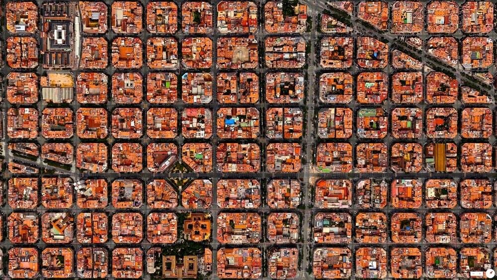 Eixample-wijk