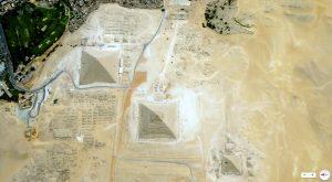 Giza Necropolis / Mena House Golf Course