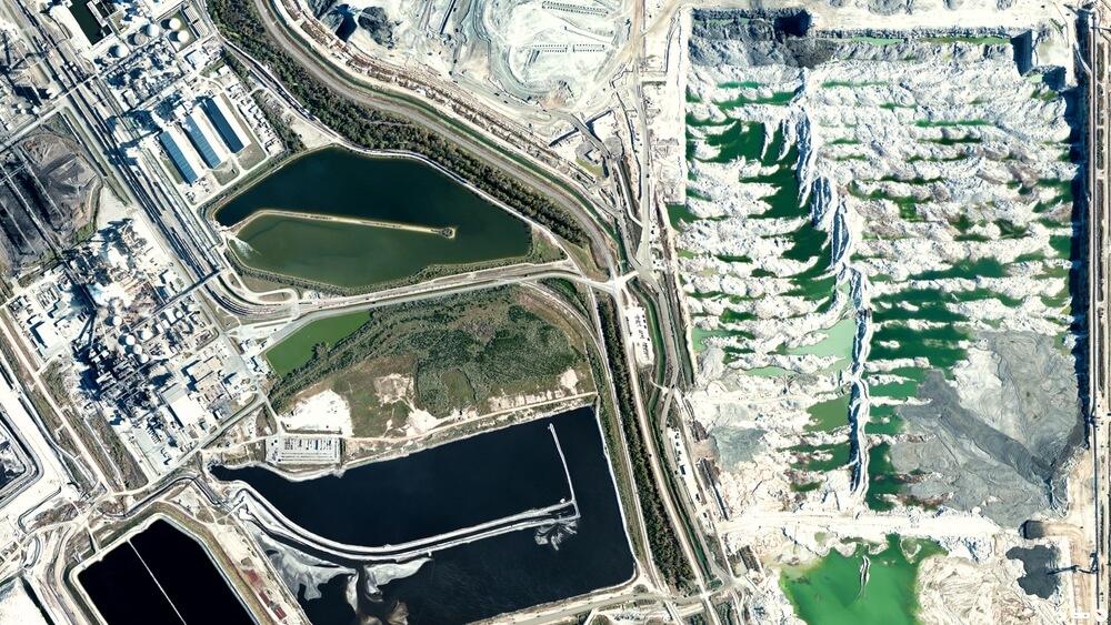 Potash Corp Phosphate Mine