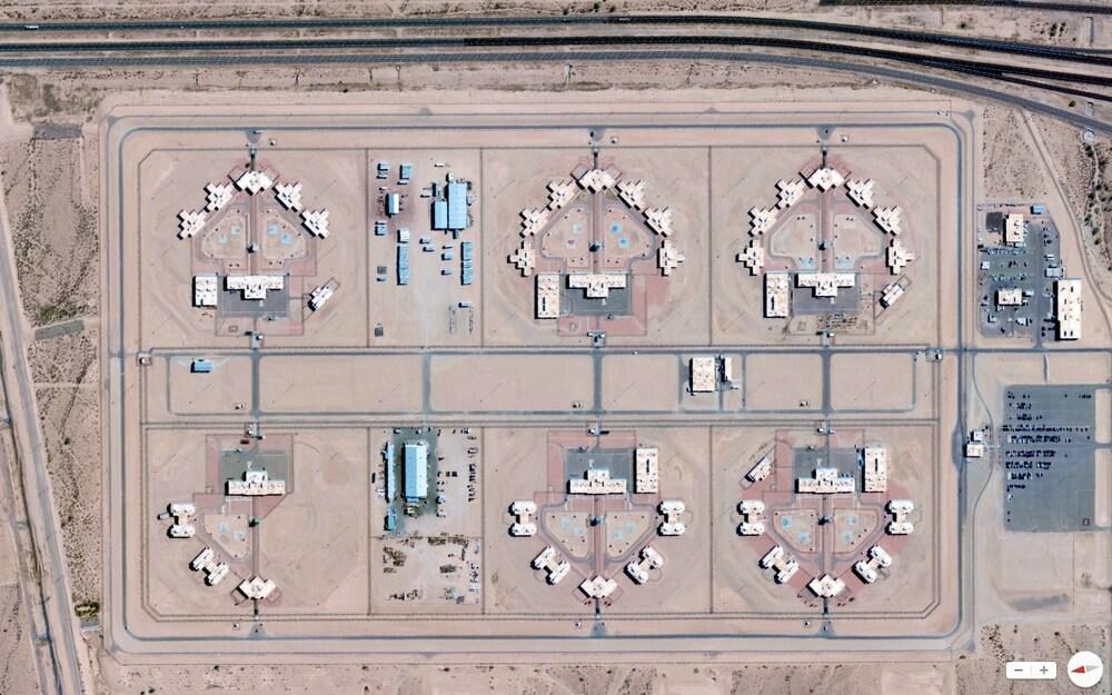 Complejo de prisiones estatales de Arizona - Lewis