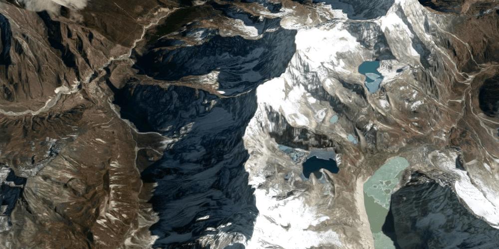 Kongde Ri, Himalayas
