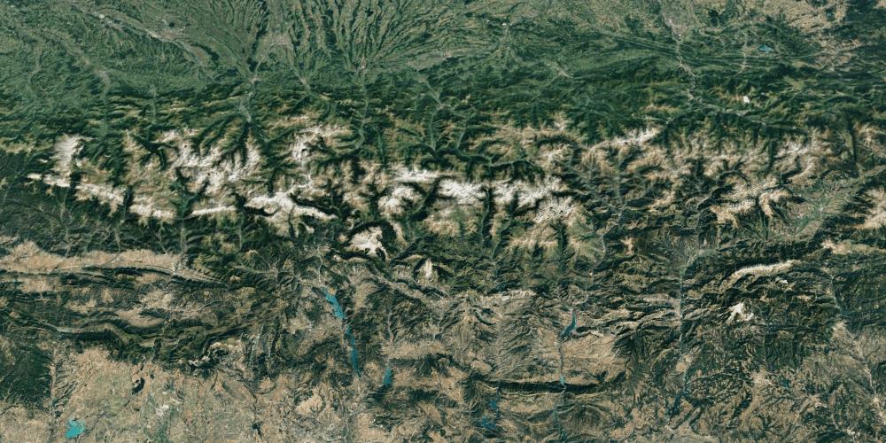 Pyrenejské hory