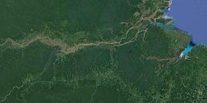 Deforestation of the Amazon rainforest