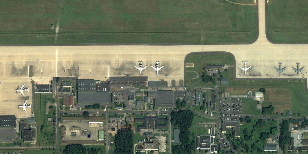Base aérea de la OTAN en Geilenkirchen