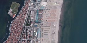 Chiogia from space