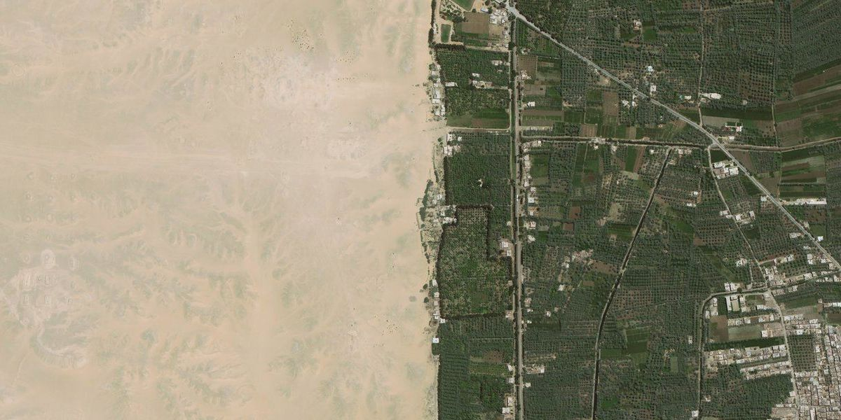 Frontera del desierto