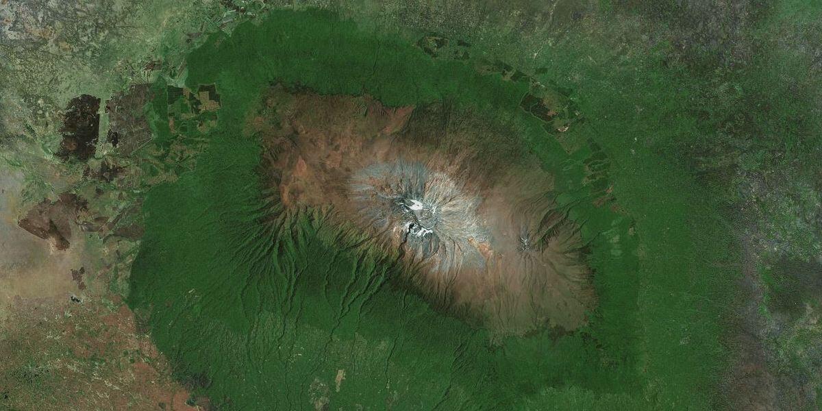 Mount Kilimandžáro